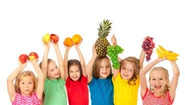 5 τρόποι για να φάνε φρούτα