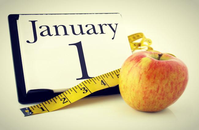 Πέντε διατροφικοί στόχοι για το νέο έτος